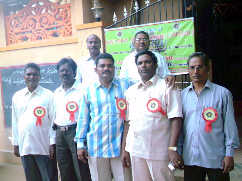 09 BELC District Leaders