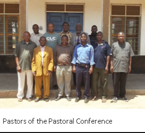 Pastors of the Pastoral Conference