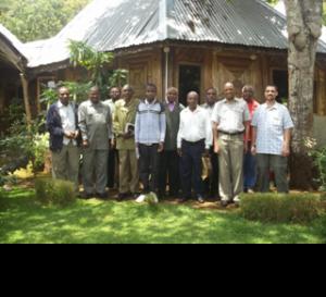 Seminar at Marangu