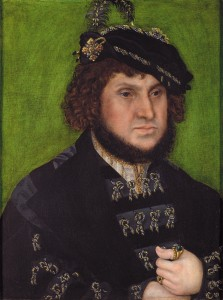 Elector John of Saxony