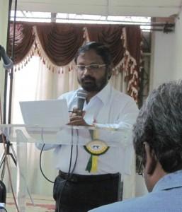 Pastor Jyothi Benjamin